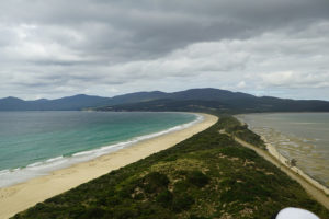 South Bruny Island Range Four Wheel Drive Track