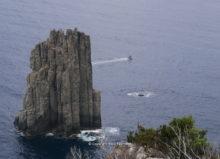 fortescue bay four wheel drive track tasman national park
